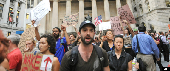 Wall Street Occupy