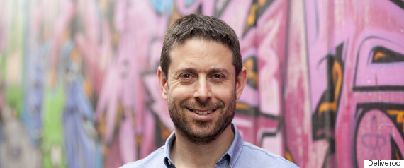 levi aron country manager of deliveroo