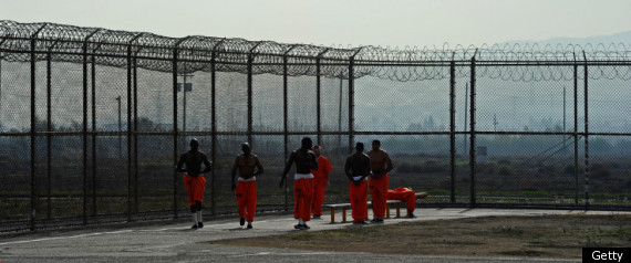 AFRICAN AMERICAN INMATES