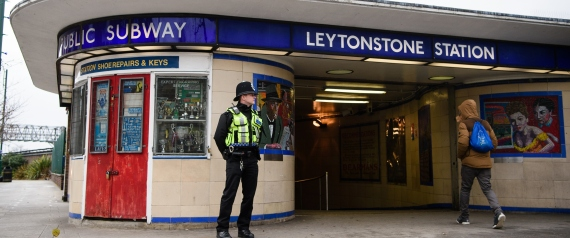 LEYTONSTONE STATION