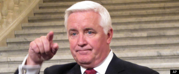 TOM CORBETT EDUCATION REFORM