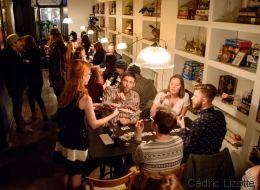 Le Colonel Moutarde: restaurant, bar et... jeux de société! (PHOTOS)