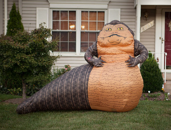 jabba inflable