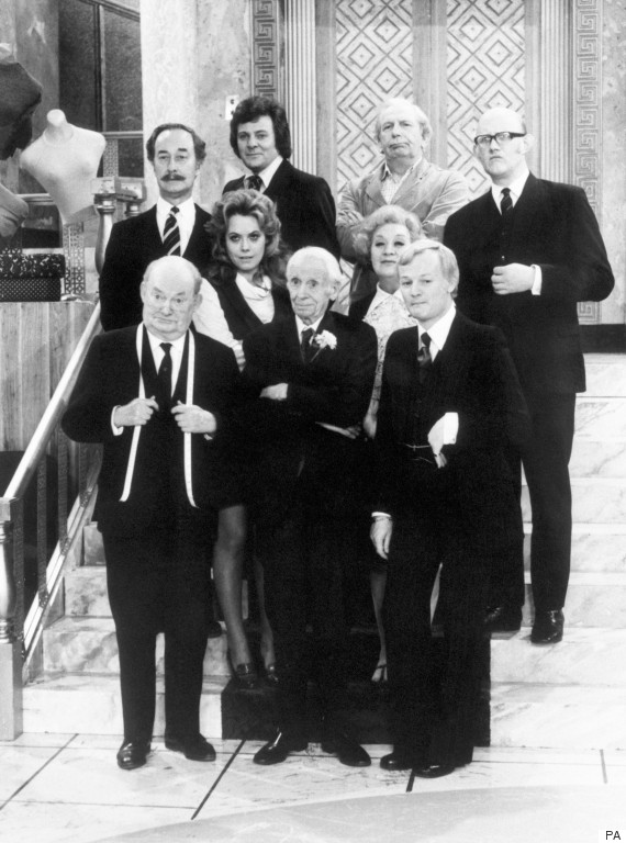 nicholas smith are you being served