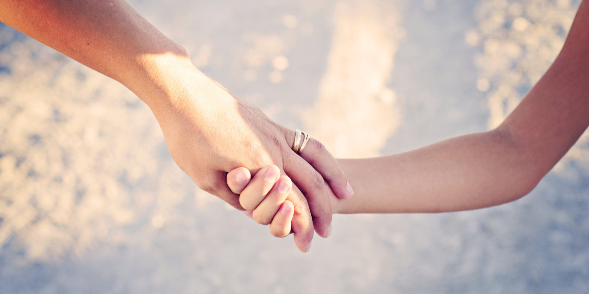 Image result for pic of a child holding hands with mom'