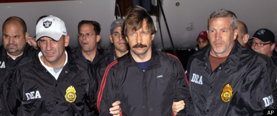 Viktor Bout Trial