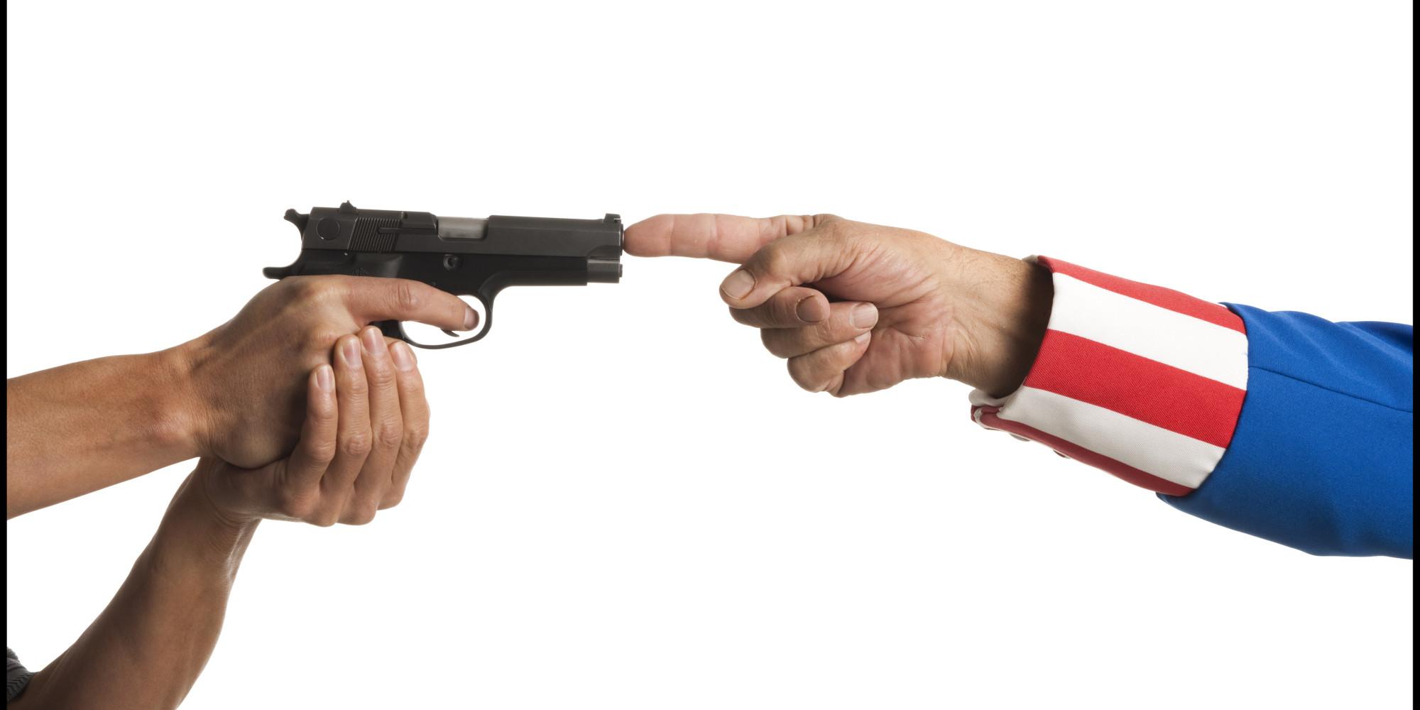 Persuasive Essay Gun Control