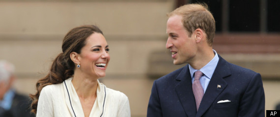 British Monarchy Succession Prince William Kate