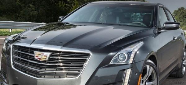 Cadillac CTS 2016: Prueba de manejo