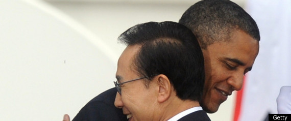 Obama South Korea Free Trade