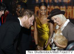 Prince Harry 'Breaks Royal Protocol' For 'BGT' Dog