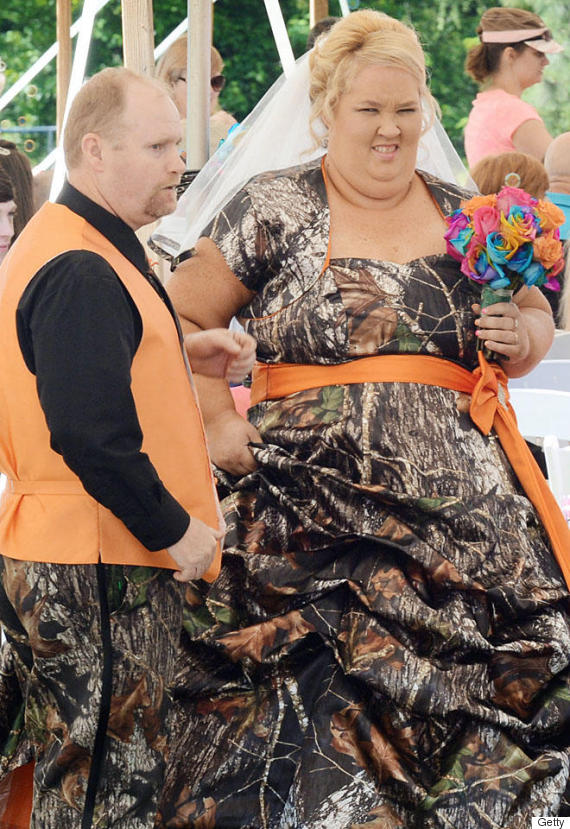 Camouflage Wedding Dresses Are The Latest (And Weirdest ...