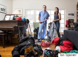 Right Next Door: Samantha Larson and Dr. David Larson, Mountain Climbers