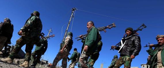 KURD IN SYRIA