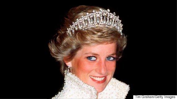 princess diana lovers knot tiara