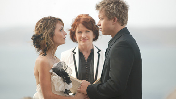 home and away wedding