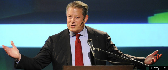 AL GORE GREAT LAKES CLIMATE CHANGE
