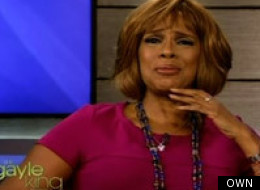 WATCH: 'The Gayle King Show': Gayle Tells Embarrassing Oprah Story
