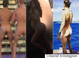 It's Been Another VERY Naked Year In Celebland...