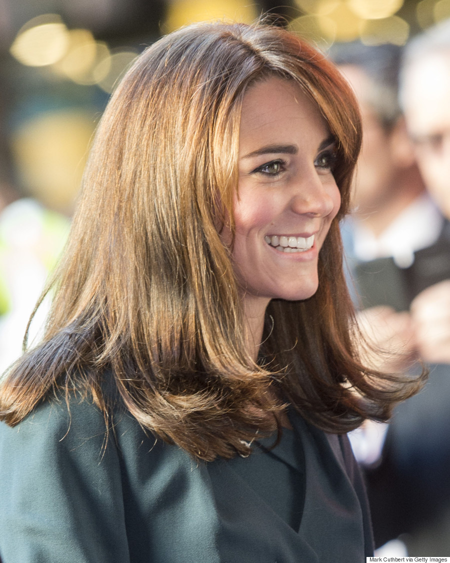 Kate Middleton Debuts New Shorter Haircut