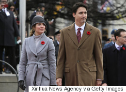 Justin Trudeau And Sophie Grégoire's Vogue Shoot Is Here