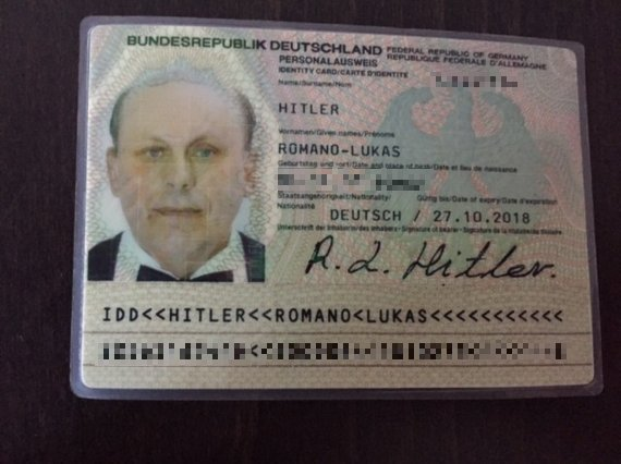 Adolf Hitler Verwandte