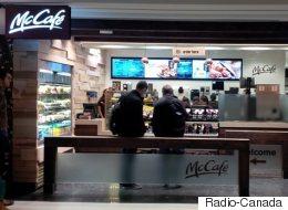 Pas de Big Mac, mais du café à volonté dans ce McDo
