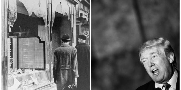 Countdown to Kristallnacht   HuffPost