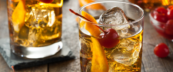 whisky old fashioned