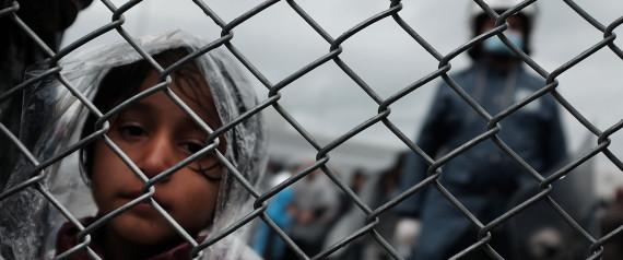 syrian children camp