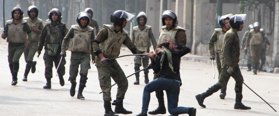 EGYPTIAN POLICE ABUSES