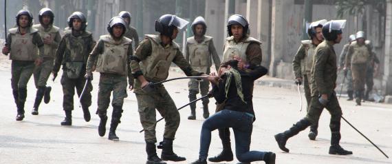 EGYPTIAN POLICE ABUSES