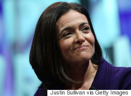 Sheryl Sandberg On How Grieving For Her Husband On Facebook Helped Her Heal