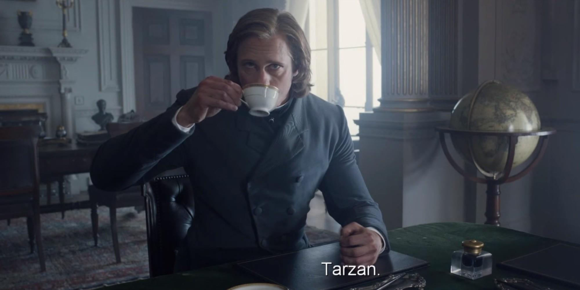 """2932x2932 Pubg Android Game 4k Ipad Pro Retina Display Hd: VIDÉO. """"Tarzan"""" Se Dévoile Dans Une Première Bande-annonce"""
