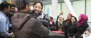 SYRIAN REFUGEES TORONTO