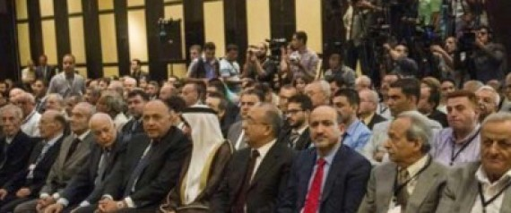 SYRIAN OPPOSITION MEETING IN RIYADH