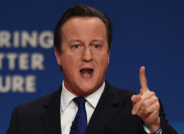 David Cameron Reveals Sordid Past In 'X-Factor' Performance