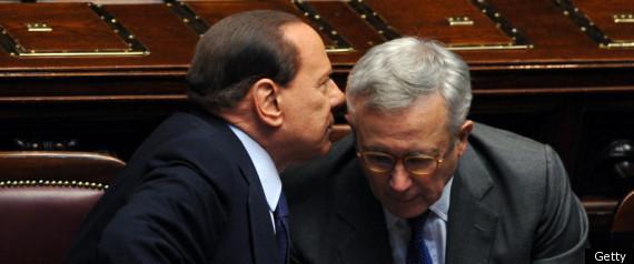ITALY SILVIO BERLUSCONI CONFIDENCE VOTE