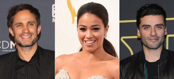 Ellos son los latinos que están nominados a los Globos de Oro