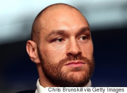 BBC Journalist Suspended For Saying He's 'Ashamed' Of Tyson Fury Nomination