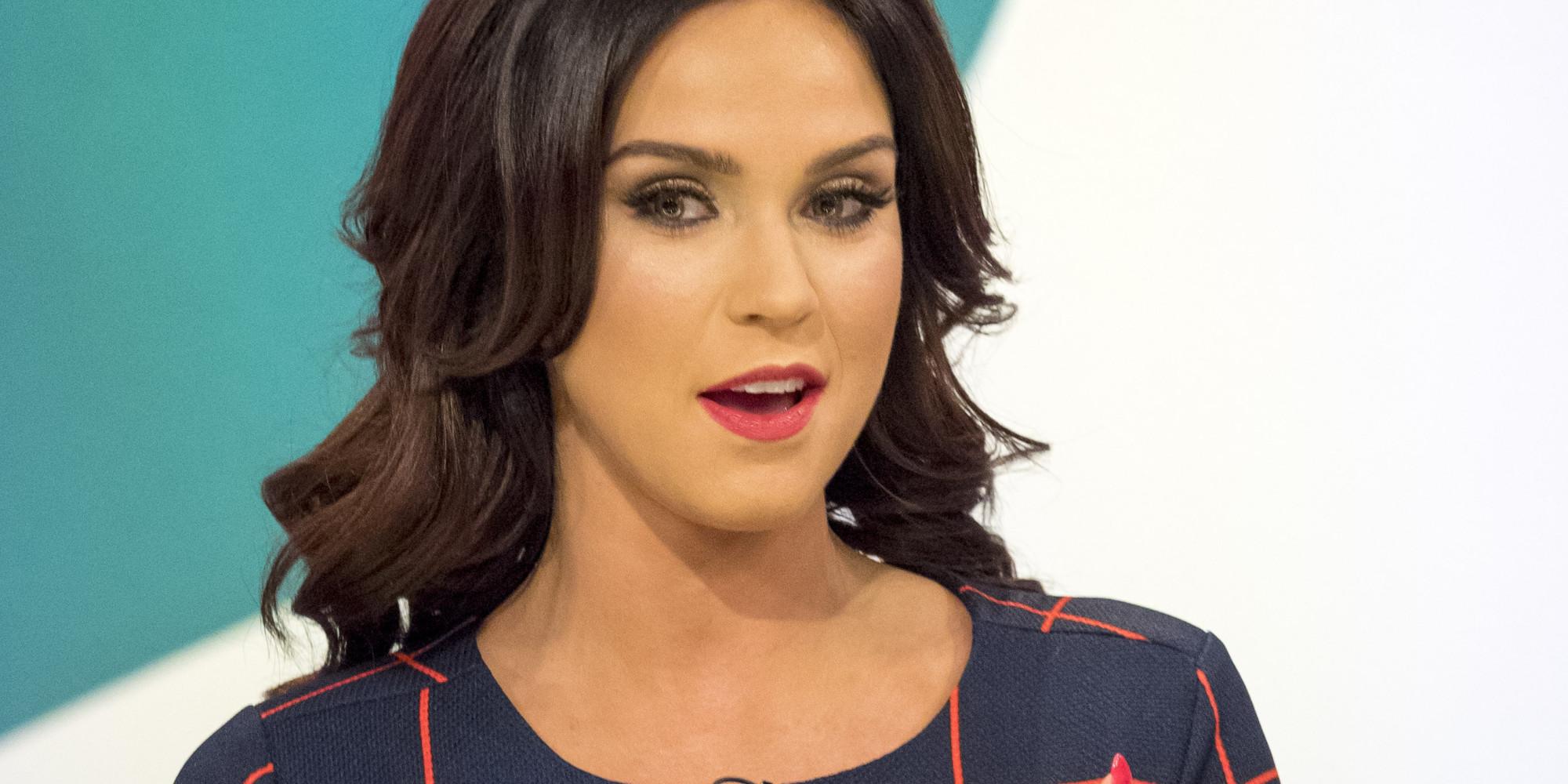 Vicky Pattison: 'I'm A Celebrity': Vicky Pattison Blasts Lady C's