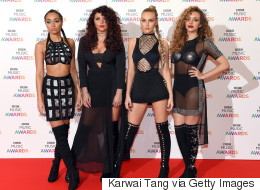 Little Mix Lead The Way At The BBC Music Awards