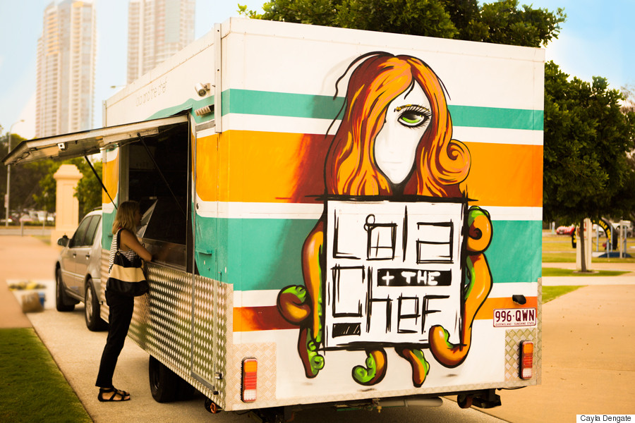 Chef On The Road Food Truck Brisbane