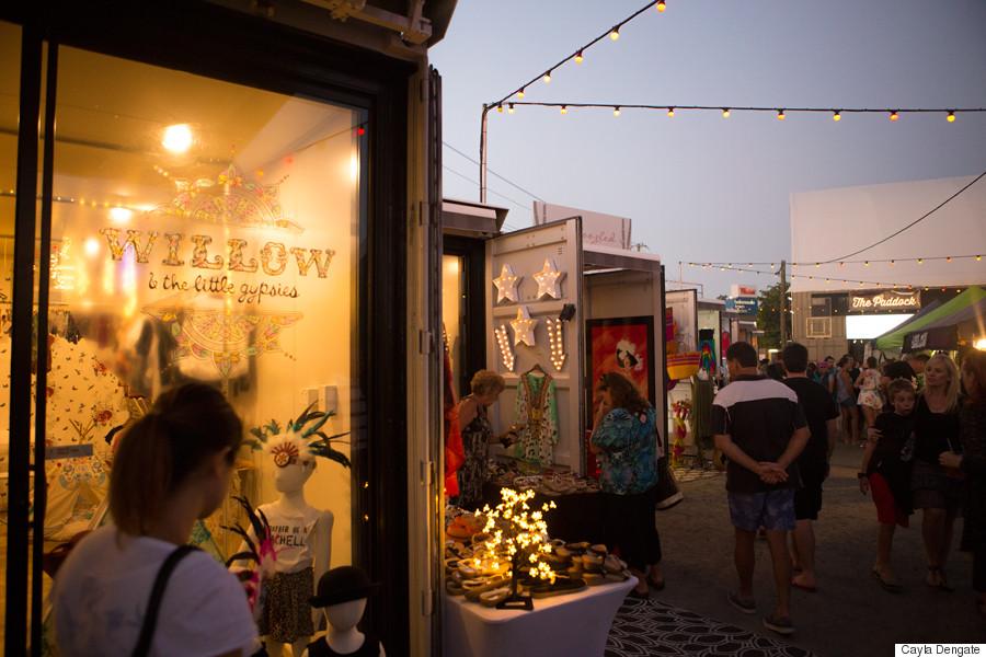 nightquarter shopping willow