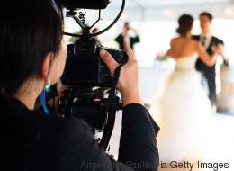 Le photographe de votre mariage espère secrètement qu'il va pleuvoir