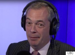 Nigel Farage Is Tipping Tyson Fury To Win SPOTY *Because* Of His Homosexuality Comments