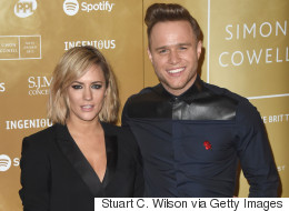Rumours Swirl About Olly And Caroline's 'X Factor' Future