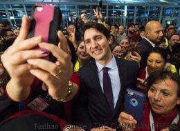 Parce que 2015 tire à sa fin, les meilleurs moments de Justin Trudeau (VIDÉO/PHOTOS)