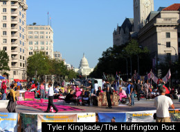 D.C. Protests Find Way To Localize Occupy Movement