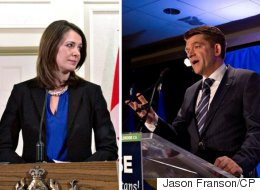 Wildrose Is Not Ready To Forgive Danielle Smith: Brian Jean